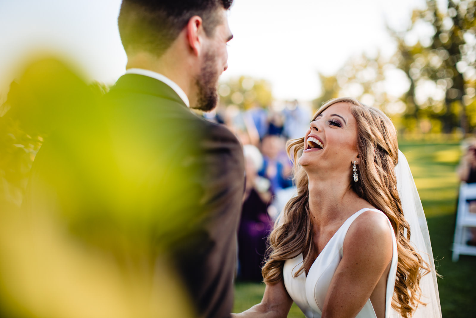 Chicago Suburb Wedding Photographer