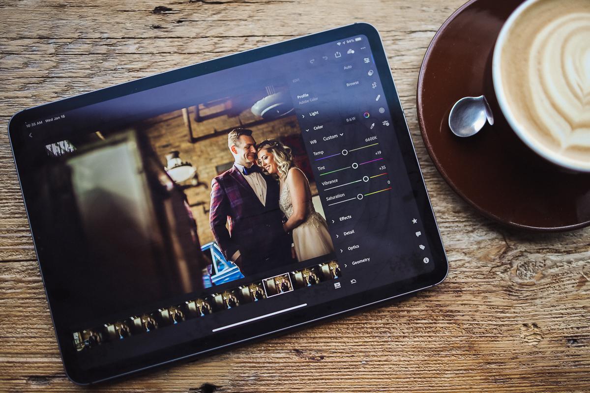 Adobe Lightroom Mobile Review