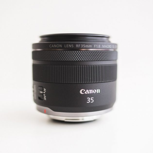 Canon RF 35 1.8 Review