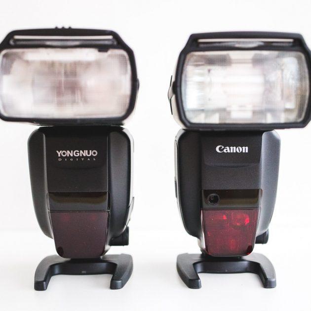 Canon EX 600 II-RT Vs Yongnuo YN600EX RT-II