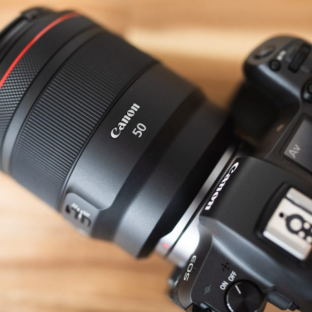 Canon RF 50mm F1.2L Lens | Hands-On Review
