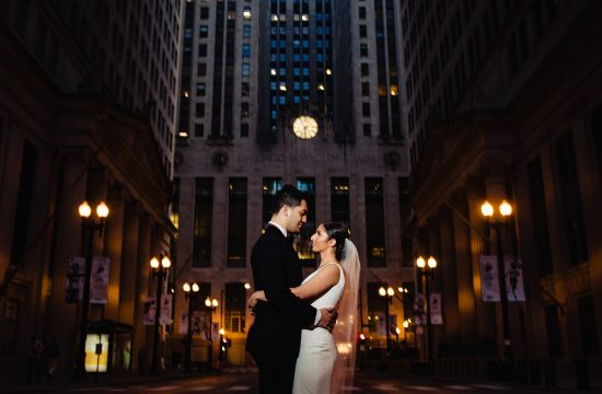Madonna Della Strada Chapel, Loyola University and theWit Hotel wedding