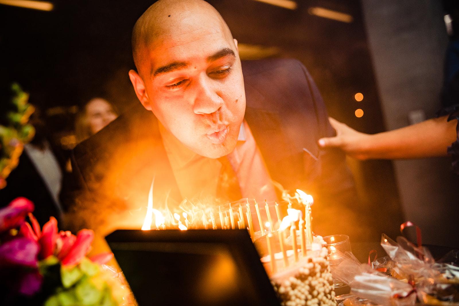 The Robey Birthday
