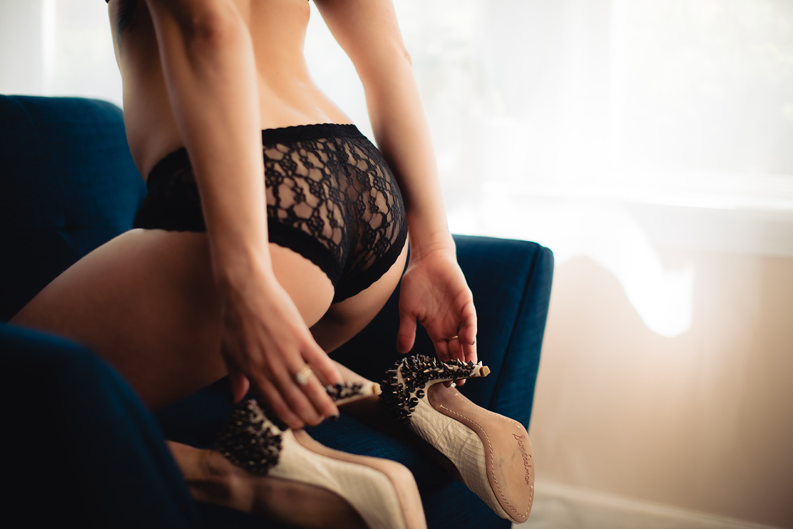 Chicago Boudoir Photographers