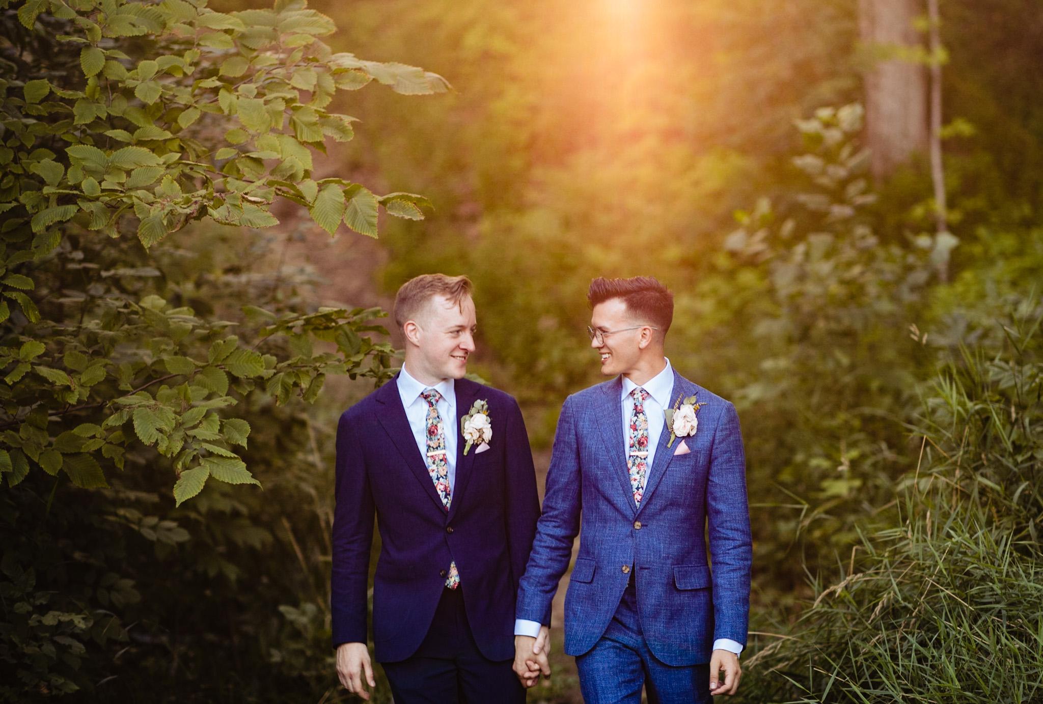 Chicago Same Sex Wedding Photos